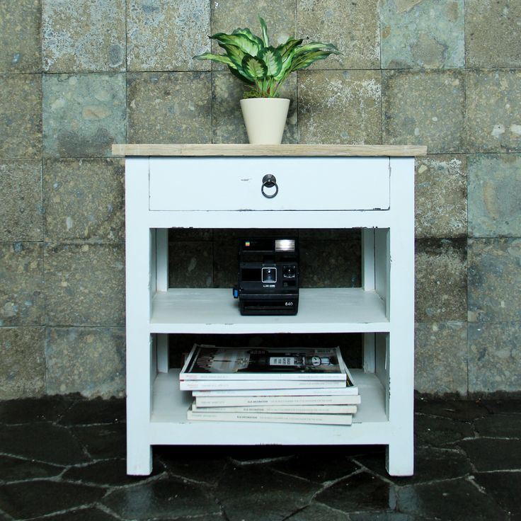 Piper Side Table - Overstock Shopping - Great Deals on Antique Revival Coffee, Sofa & End Tables