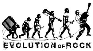 EVOLUTION OF ROCK