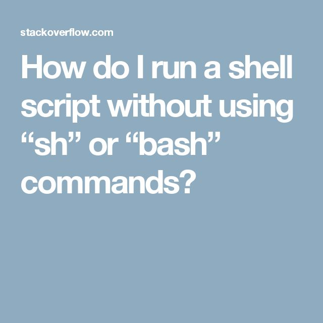Linux Tutorial - 1 Bash Scripting