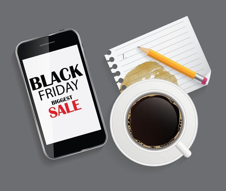 BLACK FRIDAY  CZARNY PIĄTEK 2016 r.  Gdzie i co można kupić taniej?