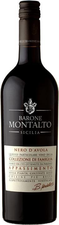 Barone Montalto Nero D'avola. Sicilia