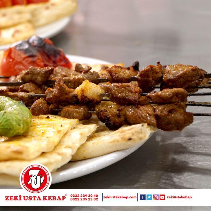 Çöp şiş Hazır Buyurmaz mısınız? #Adana #AdanaKebap #ZekiUstaKebap #AloPaket  Türkmenbaşı Blv. ☎️ 0322 239 30 40 Yol Tarifi Al ➡️ www.goo.gl/maps/gNur3dM2PC42 Kenan Evren Blv. ☎️ 0322 235 23 02  Yol Tarifi Al ➡️ www.goo.gl/maps/jfQnSC61diE2 🌐 www.zekiustakebap.com