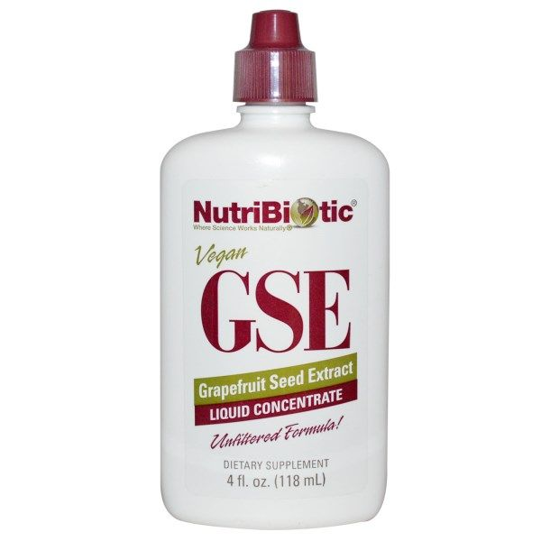 iHerb.com - Отзывы Покупателей -NutriBiotic, GSE экстракт зерен грейпфрута…