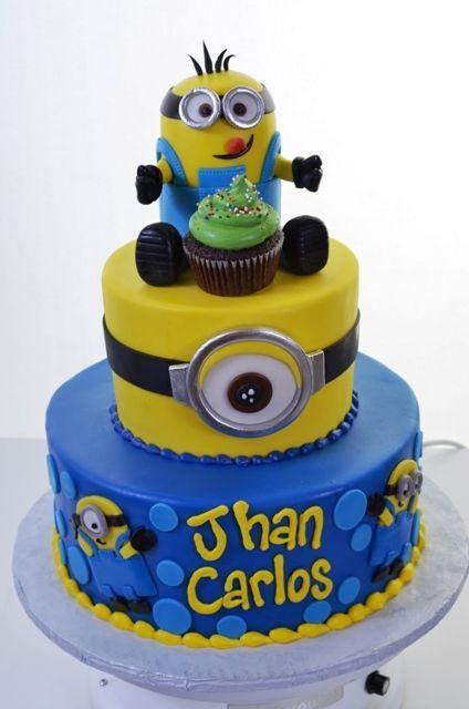 Amazing Minions cakes - Google Search