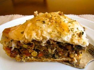 Βλάχικη κοτόπιτα Μετσόβου - gourmed.gr