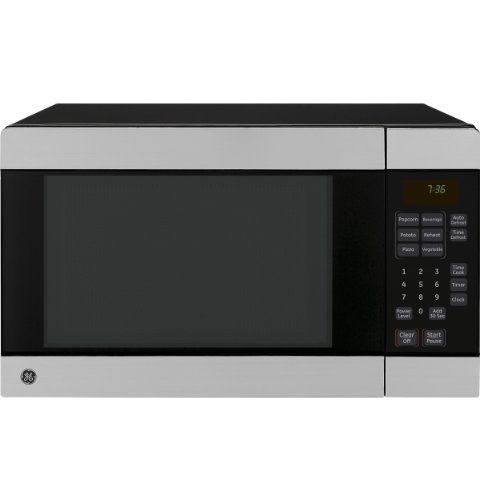 Buy GE JES0736SPSS 0.7 cu. ft. Countertop Microwave Oven with 700 Watts - Stainless Steel