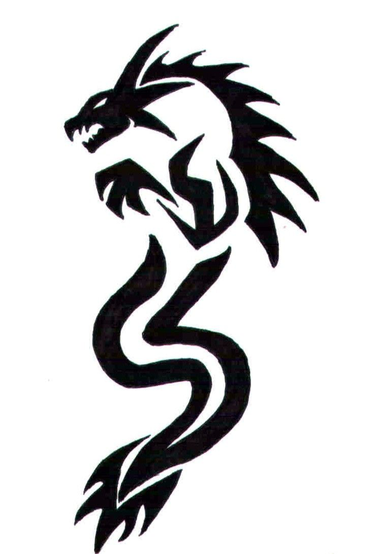 30 best Simple Dragon Arm Tattoos images on Pinterest ...