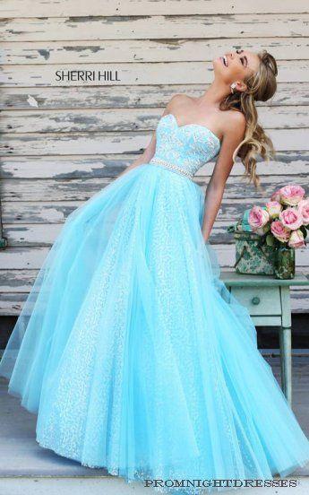 12 besten Light Blue Prom Dress Bilder auf Pinterest   Abendkleider ...