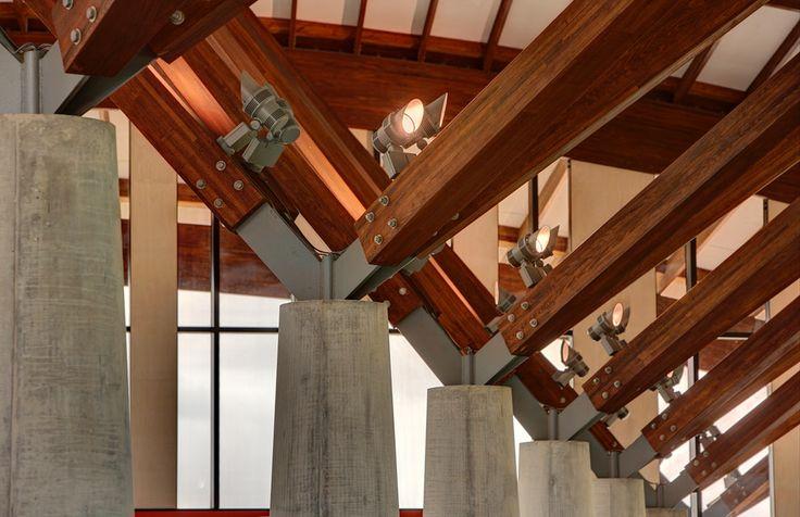 In the Woods: The Amazing Architecture of Arboreta - Architizer