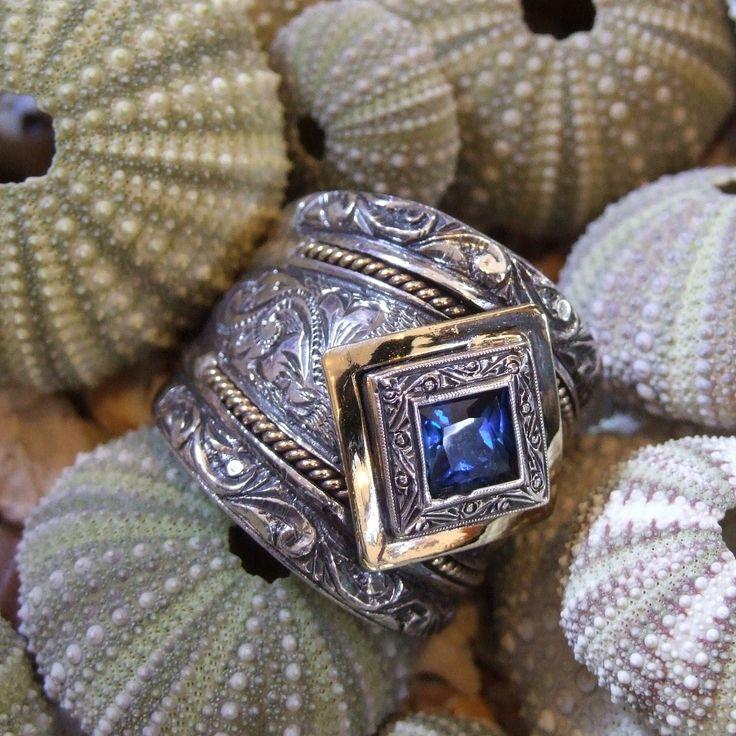 Susan Roos  - Lovely chunky handmade ring