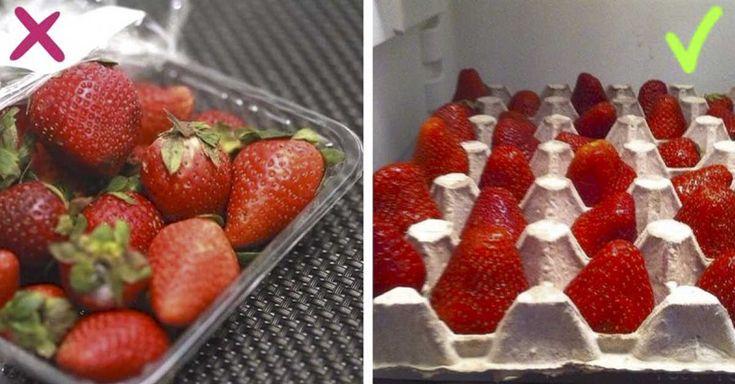 Aprenda a conservar las frutas más frescas por más tiempo con estos 10 trucos - e-Consejos