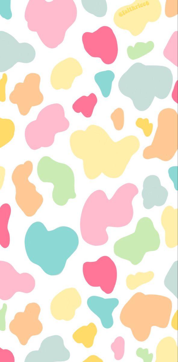 Pinterest Faithrice6 In 2020 Cow Print Wallpaper Rainbow Wallpaper Iphone Rainbow Wallpaper
