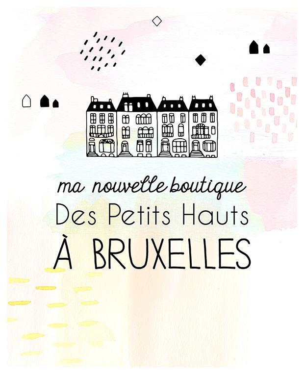 112 best images about favorite shops coffee bars on pinterest pastel - Des petits hauts boutiques ...