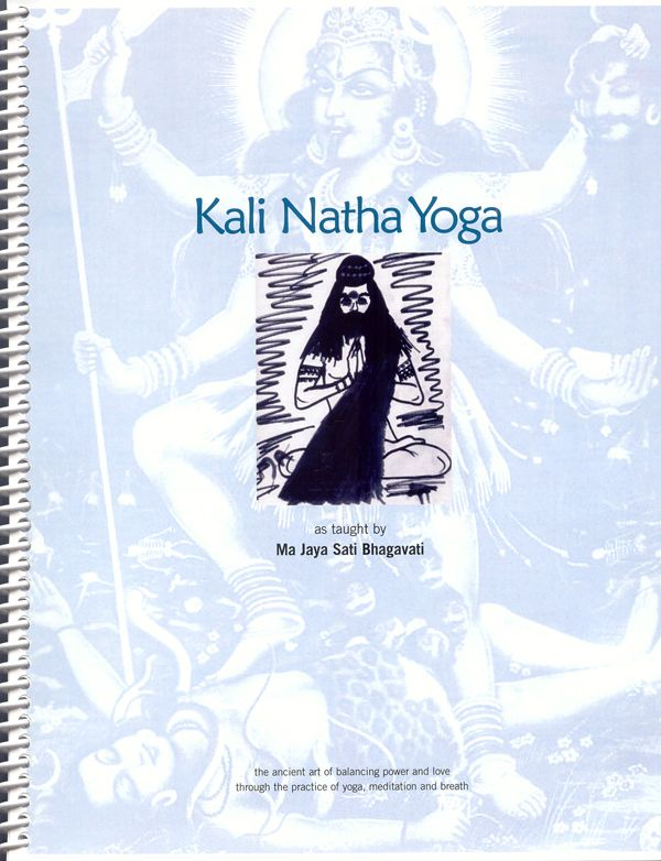 Kali Natha Yoga Booklet | Ma's India Spiritual Giftstore