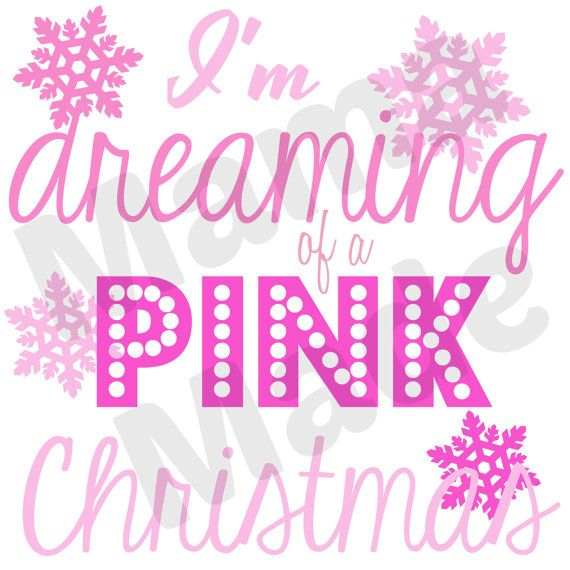 487 best CHRISTMAS IN PINK images on Pinterest | Shabby chic ...