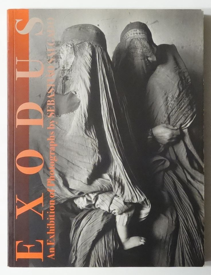 Exodus 国境を超えて セバスチャン・サルガド写真展