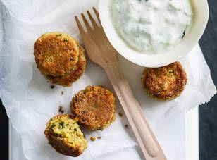 Felafels with tzatziki by Louise Fulton Keats recipe - Practical Parenting Magazine - Yahoo!7 Lifestyle