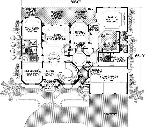 1827 best planos♥ images on pinterest | floor plans, house floor