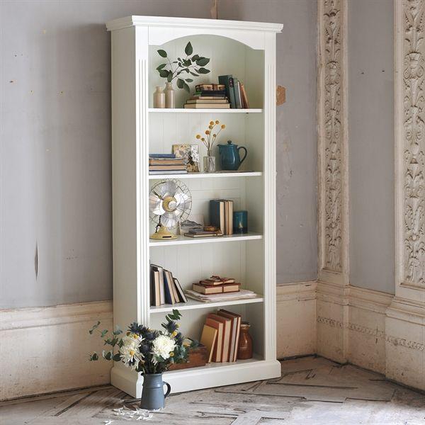Burford Painted Large Bookcase