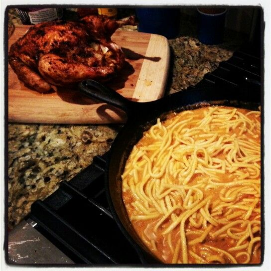 how to make chicken paprikash with spaetzle
