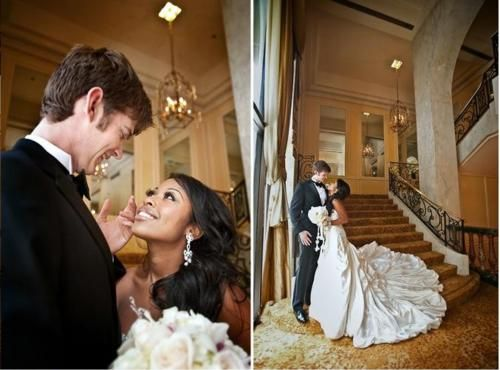 Interracial love is a beautiful thing!