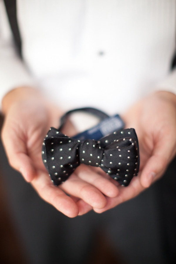 Boys in polka dot bow ties  Photography by http://mthreestudio.com: White Wedding, Polka Dots, Style, Wedding Ideas, Bow Ties, Polkadot, Dot Wedding, Bowties
