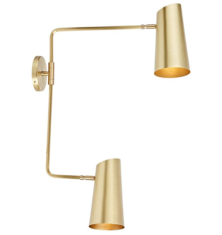 Beach House Swing Arm Wall Sconce