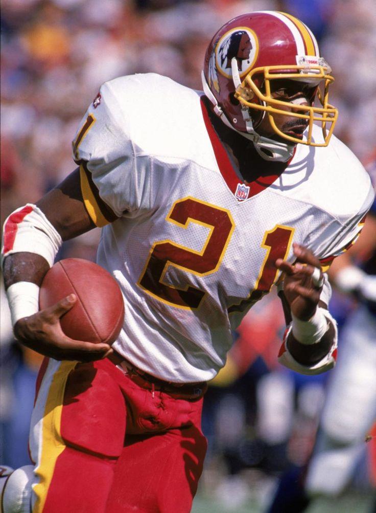 NFL Redskins terry-allen