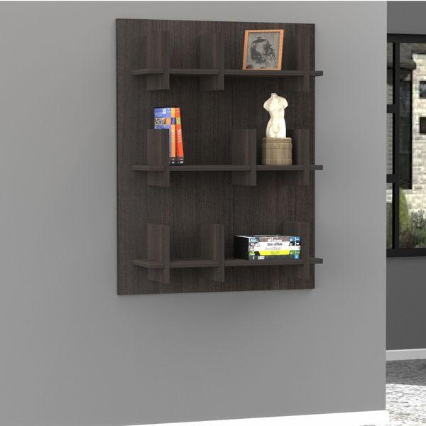 Allure Bookcase Wall Panel