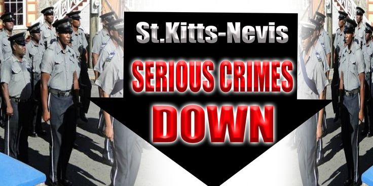Please follow and like us: 0   Basseterre, St. Kitts, August 25, 2017 (SKNIS):The proactive and sustained operations to enhance public safety by law enforcement have resulted in decreases in the number of serious crimes committed, including homicides, attempted murder, and grievous bodily harm, as well as a corresponding increase in the rate of detection for all crimes in general.  At a press conferenceon Thursday(August 24), Commissioner of Police, Ian Queeley, shared the statistics…