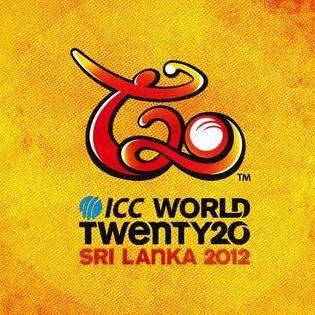 Twenty20 Cricket World Cup 2012 logo