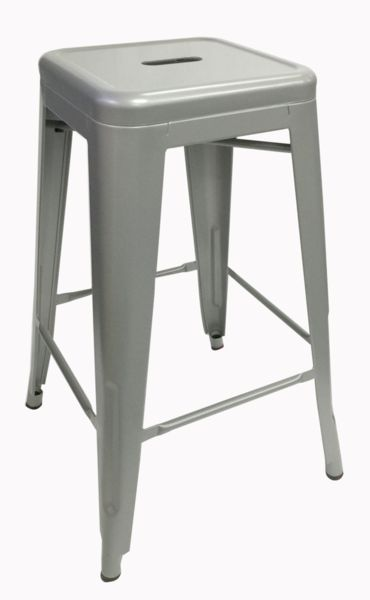 Buy Replica Tolix Stool 66cm Silver Online at Factory Direct Prices w/FAST, Insured, Australia-Wide Shipping. Visit our Website or Phone 08-9477-3441
