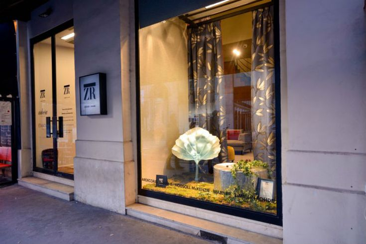 What To Expect From Shop Windows At Paris Déco Off 2017