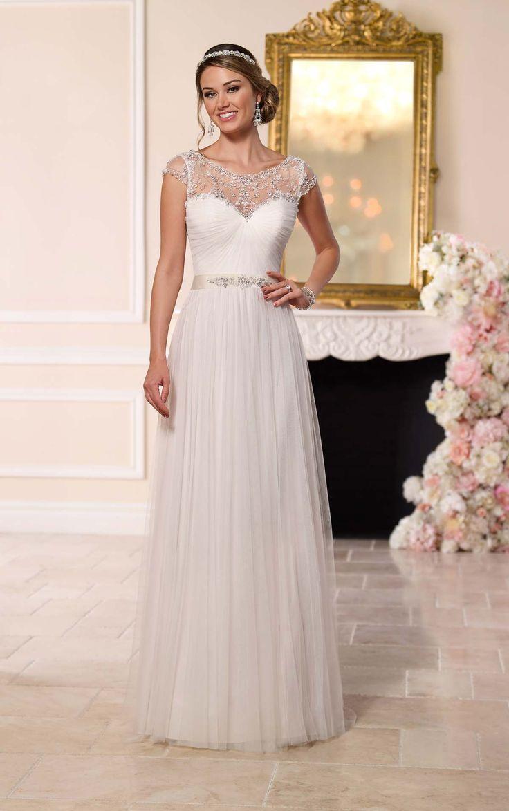 42 best stella york images on pinterest wedding dressses bridal sparkly tulle grecian wedding dress ombrellifo Images