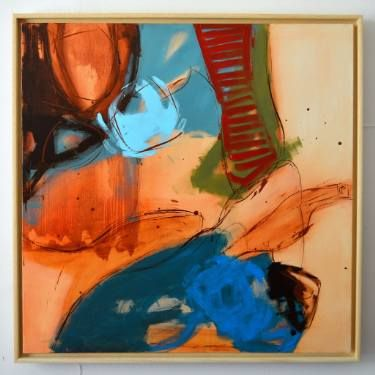 "Saatchi Art Artist Matteo Cassina; Painting, ""PRIMITIVE-17.6.16"" #art"