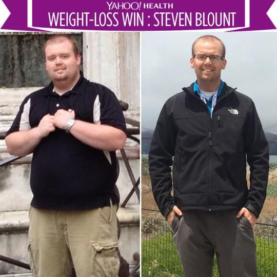 Steven's 155-Pound Weight Loss: 'You Have to Find a Reason to Believe You Can Do It'