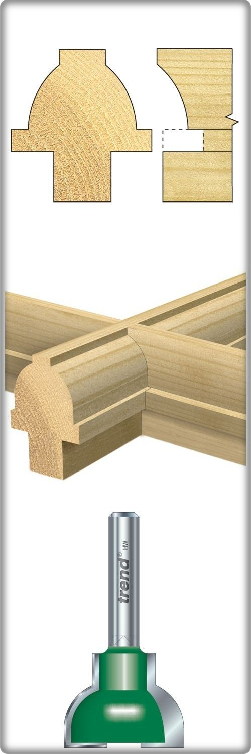 Enables curved frames to be moulded... SASH #BAR #OVOLO #JOINT #CUTTER 17MM RADIUS (http://www.woodfordtooling.com/craftpro-router-cutters/ovolo-jointers-scribers/glazing-bar/sash-bar-ovolo-joint-cutter-17mm-radius.html)