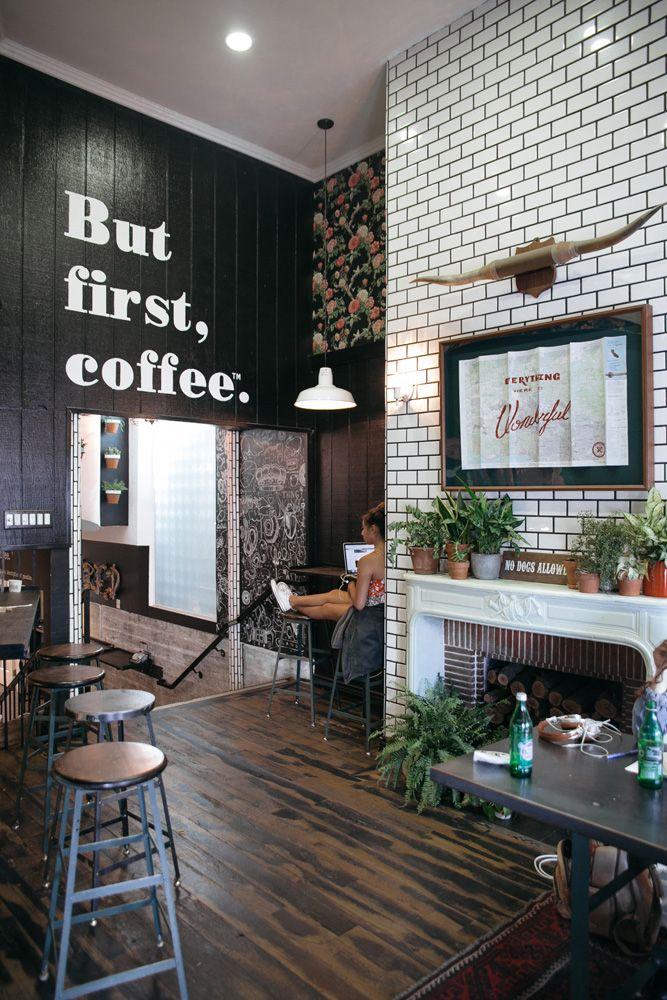 Best 25+ Coffee shops ideas on Pinterest | Coffee shop ...