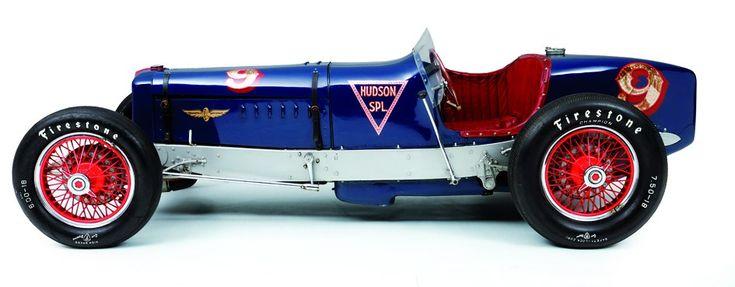 1932 Hudson Straight-Eight Indianapolis
