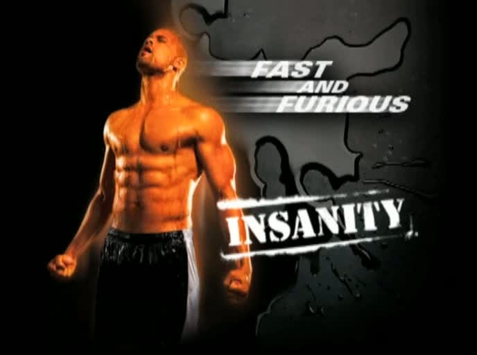 Insanity Deluxe Workout Calendar