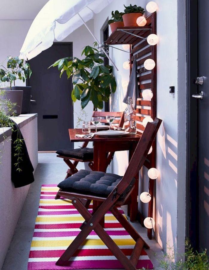 1001 Tips And Ideas Deco Petit Balcon Idee Deco Balcon Deco Balcon