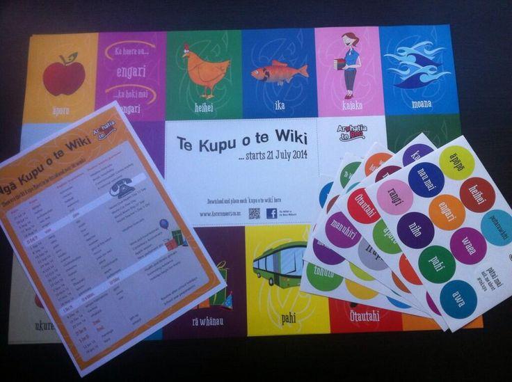 Māori Language Week 21-27July. Free resources. Theme 'word of the week' http://www.korero.maori.nz/resources/uploads2014/Resource%20order%20form%202014.pdf… #tereo