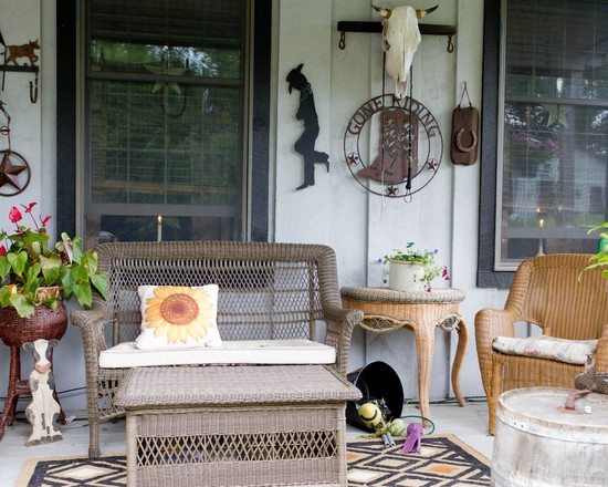 Porch Cowboy Hat Design, Pictures, Remodel, Decor and Ideas