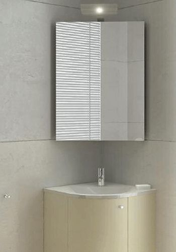 Best Corner Mirror Ideas On Pinterest Mirror In Bedroom - Corner mirror for bathroom for bathroom decor ideas