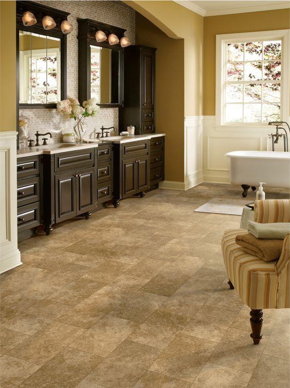 70 Best Armstrong Images On Pinterest  Vinyl Sheet Flooring Prepossessing Bathroom Remodel Stores Inspiration Design
