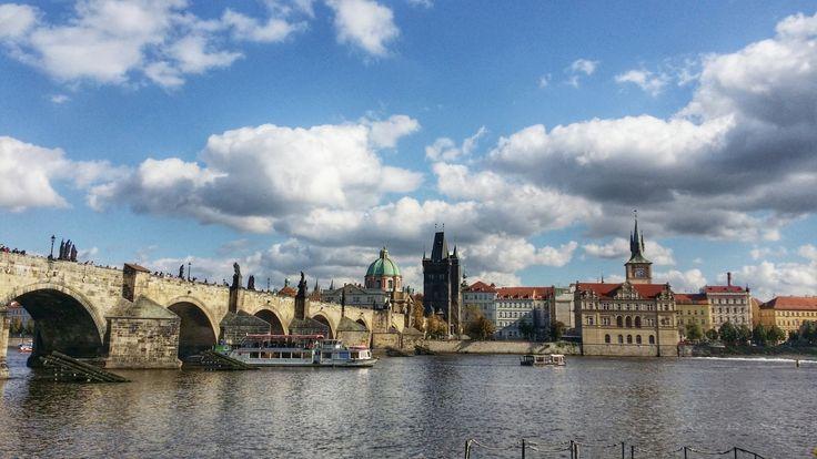 Praha - Karlův Most