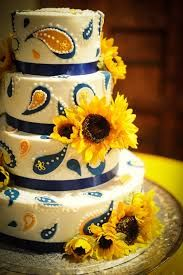 Image result for vintage wedding sunflowers