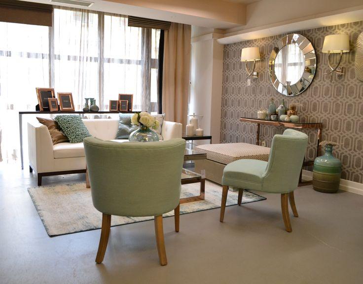 #enteriőr #pasztell #kanapé #furniture #showroom