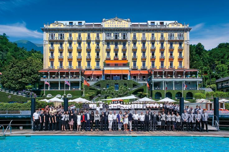 After just over two years of collaboration now we can reveal one of the most beautiful projects we have worked for...the restyling of the uniforms of Grand Hotel Tremezzo, Como Lake. One of the most beautiful hotels in the world! Tradition, excellence and creativity ... all 100% Made in Italy. #stayatthegrand #grandhoteltremezzo #como #madeincomo #robertaredaelli #madeinitaly #como #lagodicomo #moda #fashion #fashiondesign #lusso #luxury #italy #fashionista #fashiondesigner #fashionhub