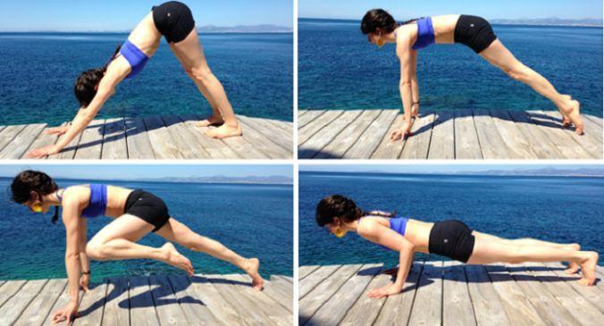 Plank Playground